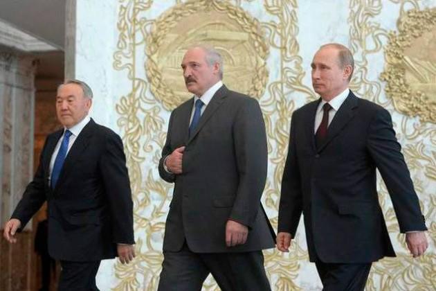 Как война в Украине бьет по Таможенному союзу?