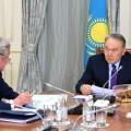 Президент поручил Бердыбеку Сапарбаеву развивать МСБ