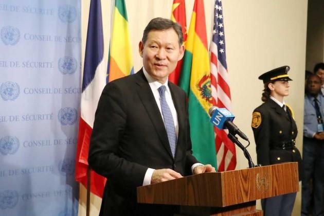 ЧленыСБ ООН утвердили программу казахстанского председательства