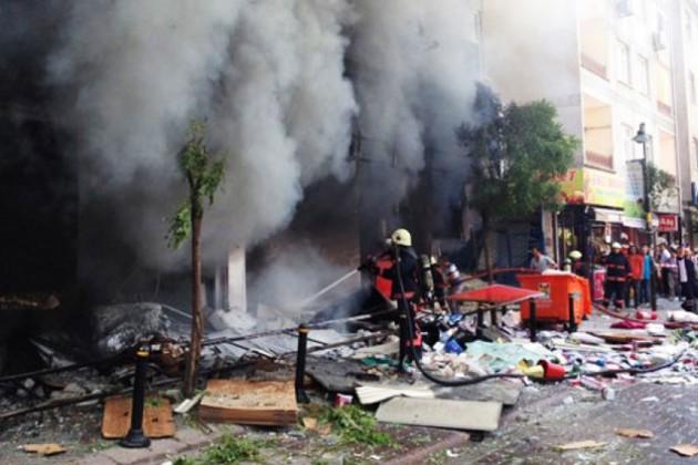 Теракт в Турции устроила 18-летняя смертница