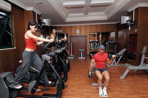 Каждый четвертый житель Астаны посещает спортзал