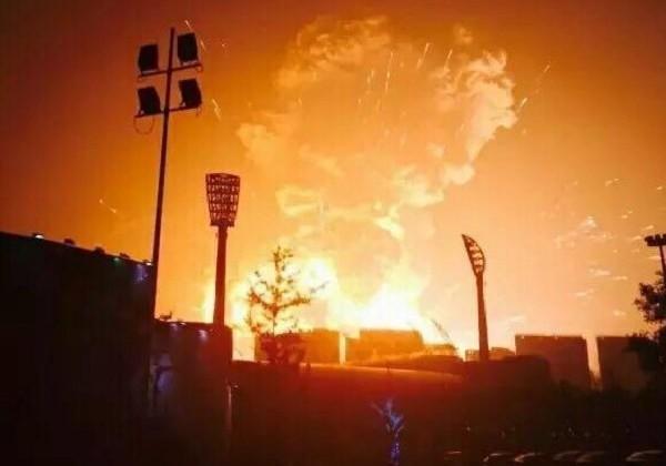На месте взрыва в Тяньцзине не соблюдались нормы безопасности