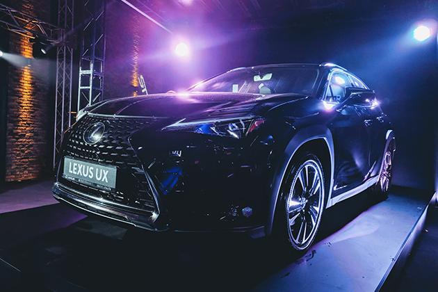 Lexus UX в Казахстане