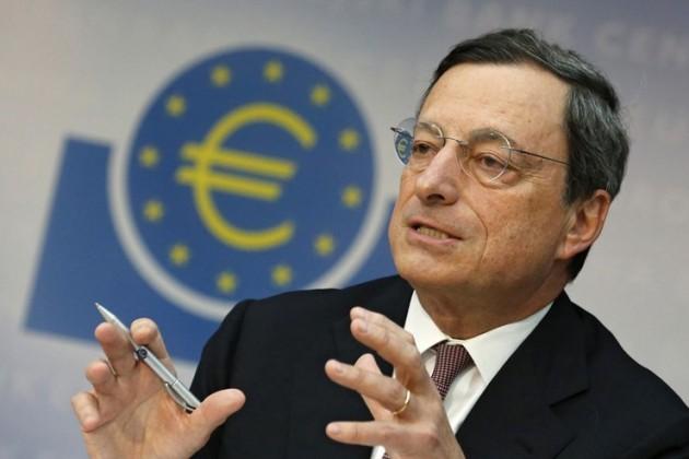 Марио Драги: Евро необратим
