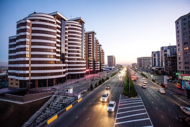 Шымкент назван лучшим городом для жизни вКазахстане