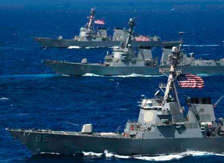 США купили эсминцы на $6 млрд.