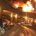 Врезультате пожара вкомплексе Almaty Towers погиб человек