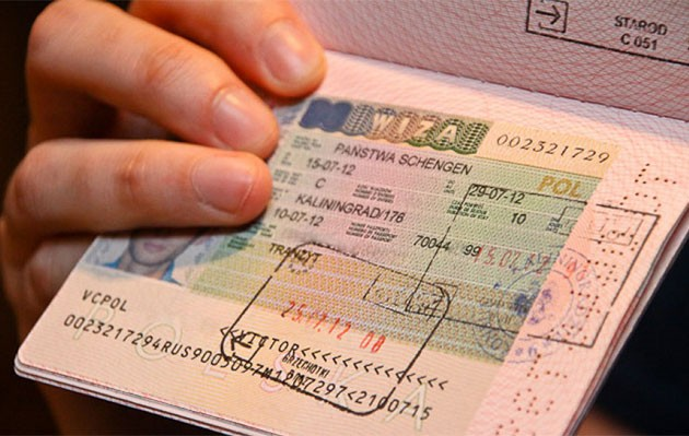 ЕС увеличит визовый сбор до €80