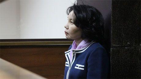 Мешимбаева просила снять с нее все обвинения