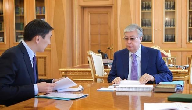 Президент дал ряд поручений министру экологии