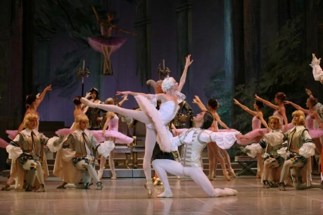 В Астане состоится премьера балета Спящая красавица