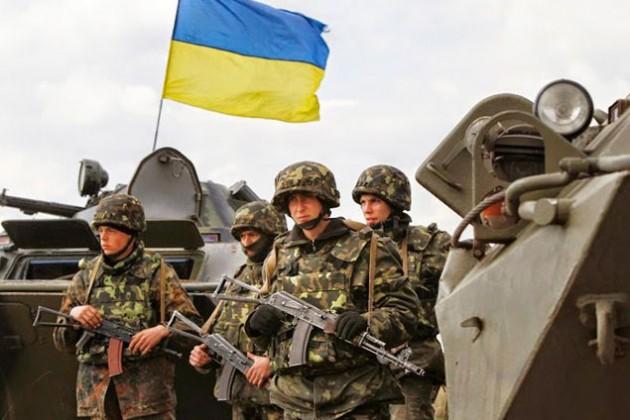 За месяц боев на востоке Украины погибли более 1,2 тыс человек