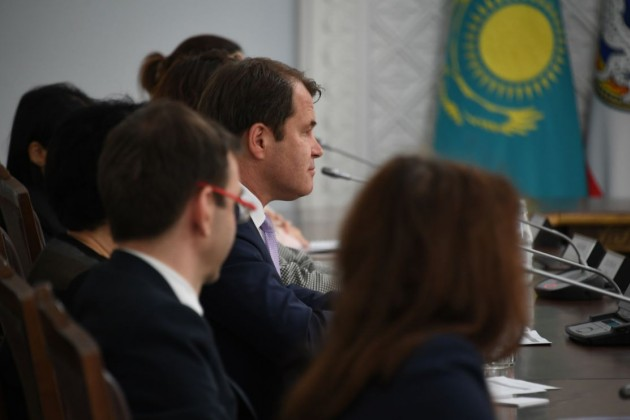 Европейские компании готовы участвовать втранспортной реформе Алматы