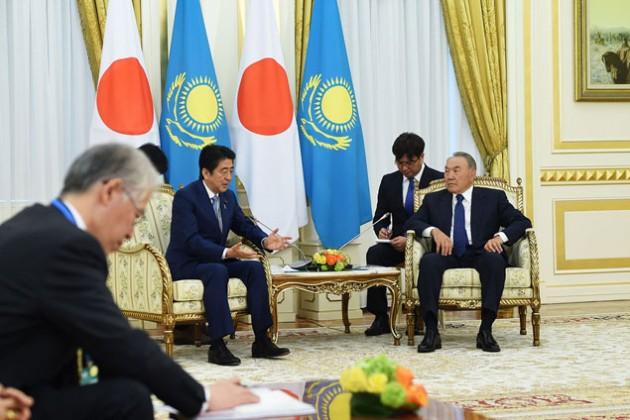 За 10 лет Япония инвестировала в Казахстан $5 млрд