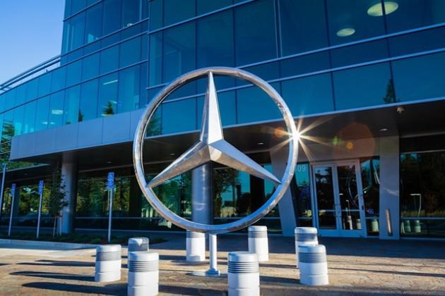По продажам в Mercedes лидируют компакты