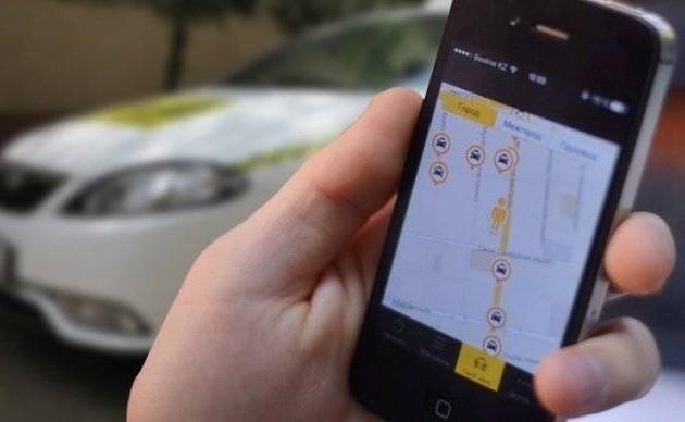 В Казахстане ограничен доступ к услугам такси через inDriver