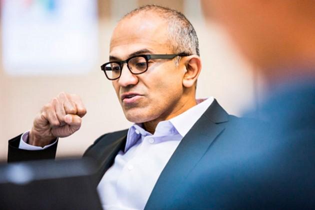 Microsoft повысила зарплату новому гендиректору на 70%