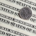 Доллар на бирже подешевел до 375 тенге