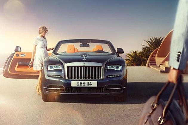 «Дух экстаза» для Rolls-Royce