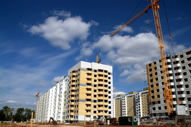 В Астане на шесть строительных компаний возбудили уголовные дела