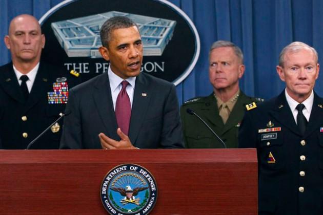 Обама разрешил применять армию против граждан США