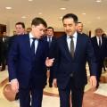 Премьеры Казахстана иКыргызстана договорились опорядке пересечения границы