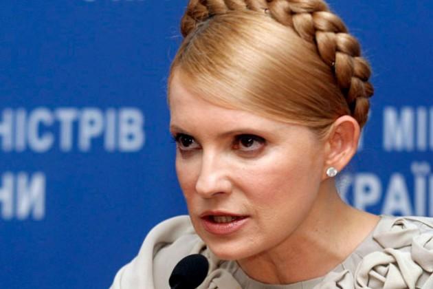 Тимошенко не поддержит Добкина и Порошенко