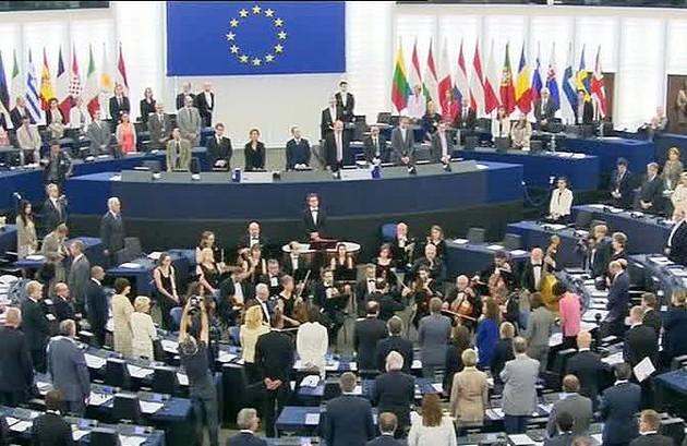 Европарламент не может рассматривать РФ в качестве стратегического партнера