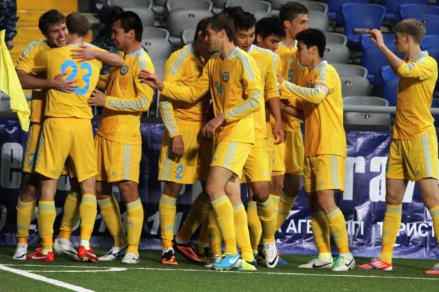 Сборная Казахстана сохранила прежние позиции в рейтинге ФИФА