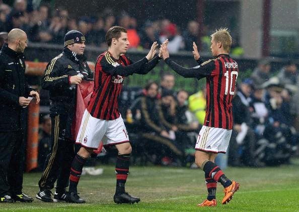 Футбольный клуб «Милан» стоит 1 млрд евро