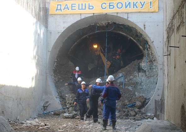 Новые станции метро сдадут в срок