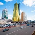 Казахстан привлекает российских туристов
