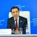 Бакытжан Сагинтаев: Год мызавершаем неплохо