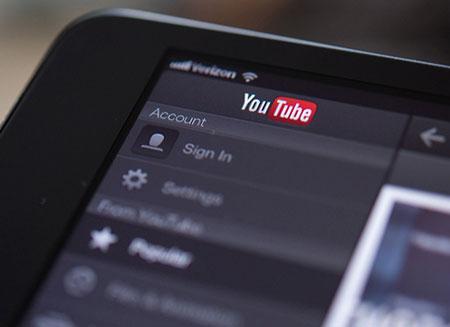 Мобильная реклама принесла YouTube тройной доход