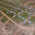 Военнослужащие Казахстана провели необычный флешмоб