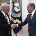 Дональд Трамп иСергей Лавров впервые встретились вВашингтоне