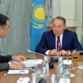 Бакытжан Сагинтаев доложил президенту об исполнении госпрограмм