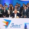 Президент дал старт Году молодежи в Казахстане