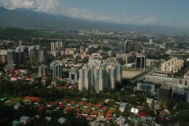 Алматинцы обозначили главные проблемы города