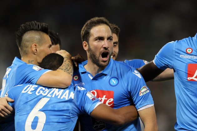 «Наполи» стал обладателем Суперкубка Италии по футболу