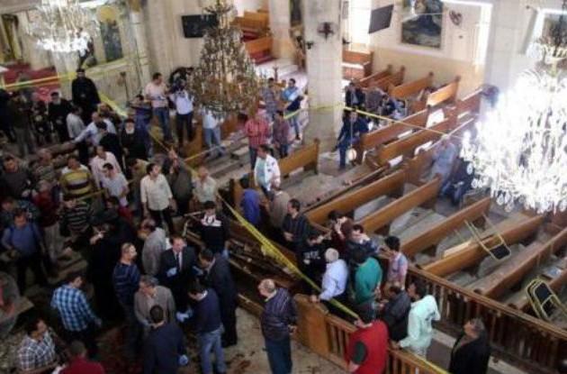 Власти Египта установили личность исполнителя теракта уцеркви