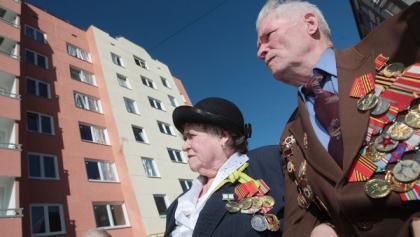 Ветераны въедут в свои квартиры 16 мая
