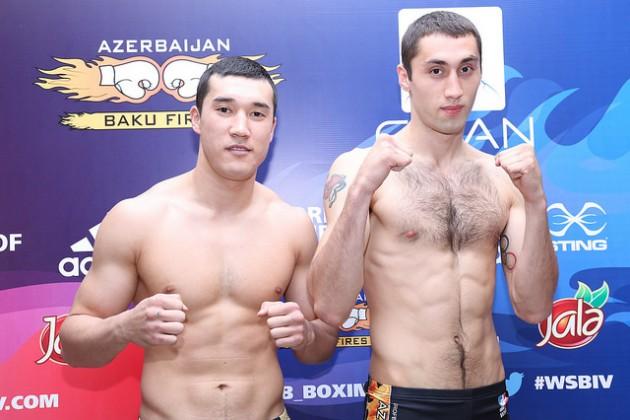 Боксеры Astana Arlans не пробились в финал Всемирной серии бокса