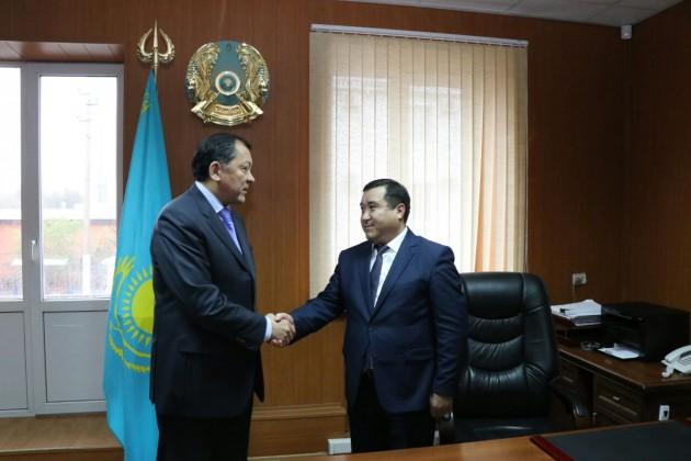 ВУправлении культуры Атырауской области новый глава