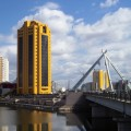 Валовый региональный продукт Астаны вырос на 8%