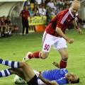 «Актобе» одержал минимальную победу в Лиге Европы