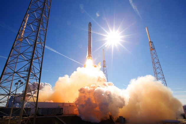 ВКитае запустили первую частную ракету