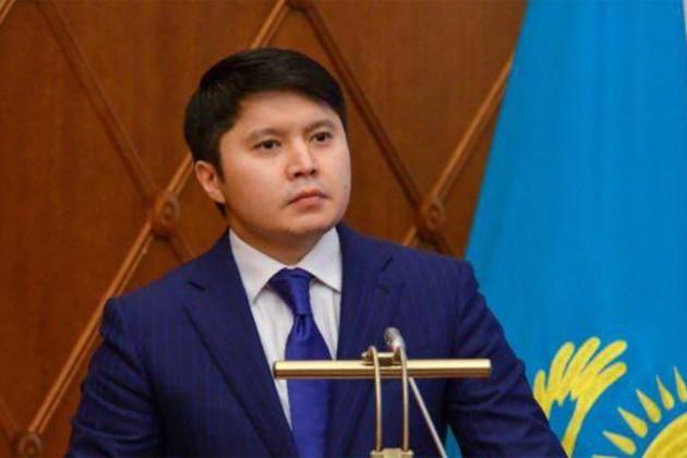 В ведомстве Даурена Абаева новый вице-министр