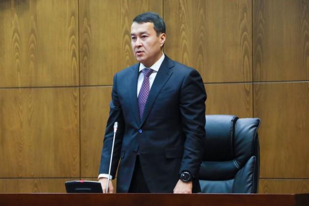 ВМажилисе прокомментировали назначение министра финансов