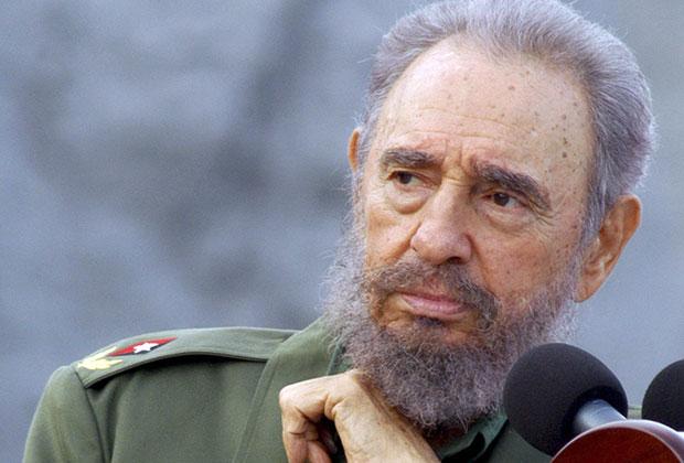 Умер Фидель Кастро
